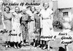 Opal Inez <i>Rochester</i> Ellyson