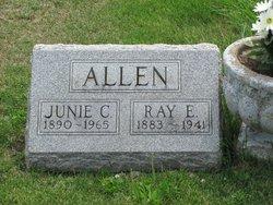 Junie <i>Courson</i> Allen