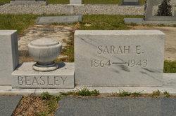 Sarah Elizabeth <i>Hutcheson</i> Beasley