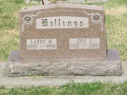 Larry M. Billings