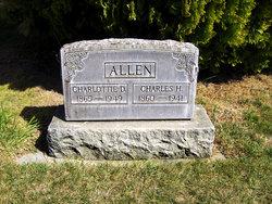 Charles H Allen