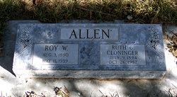 Ruth Harriett <i>Campbell</i> Allen Cloninger