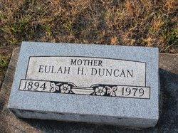 Eulah H. <i>Williams</i> Duncan