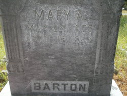 Mary Almedia Meadia <i>Bevelhymer</i> Tiller-Barton