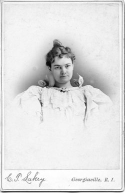 Lillie Mae Ouie <i>Lakey</i> Armstrong