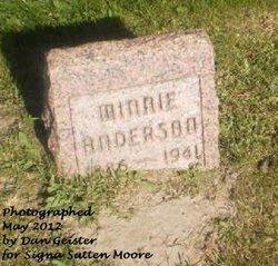 Minnie Anderson