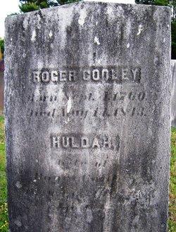 Huldah <i>Ely</i> Cooley