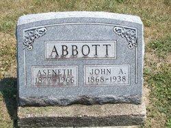Aseneth <i>Worley</i> Abbott