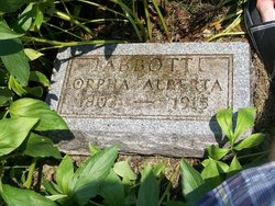 Orpha Alberta Abbott