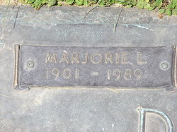 Marjorie Lizzette <i>Johnson</i> Doxie