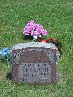 George Washington Arbaugh