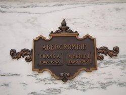 Frank Allen Abercrombie