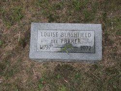 Louise <i>Parker</i> Blashfield