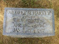 Audrey M. <i>Harvey</i> Seward