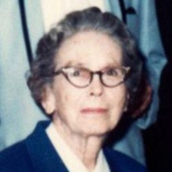 Genevieve Martha <i>Getchell</i> Vance