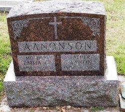 Aanon K Aanonson