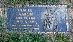 Ida H. Aaron