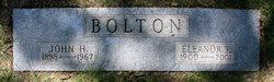 Eleanor Mary <i>Felt</i> Bolton