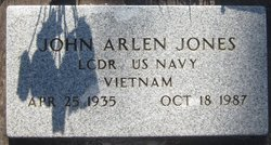 John Arlen Jones