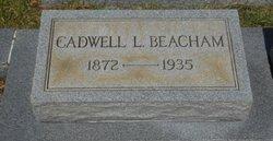 Cadwell Lewis Beacham
