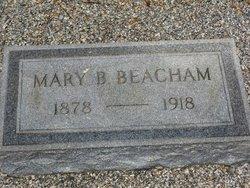 Mary <i>Branch</i> Beacham