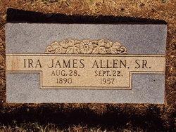 Ira James Allen, Sr