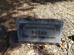 Marianne <i>Woodhouse</i> Baker