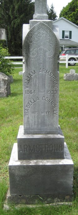 Isabella <i>Connelly</i> Armstrong