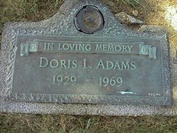 Doris Lorraine Adams