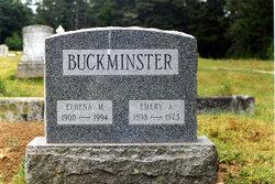Emery A Buckminster