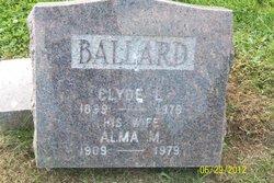 Alma M Ballard