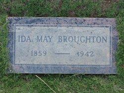 Ida May <i>Linkins</i> Broughton