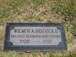 Wilmot Allen Hiscock, II