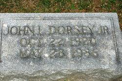 John L. Dorsey, III