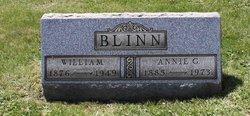Annie G Blinn