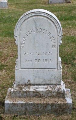 Anna Elizabeth <i>Farnham</i> Ellis