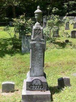 Mary D. <i>Trask</i> Hovey