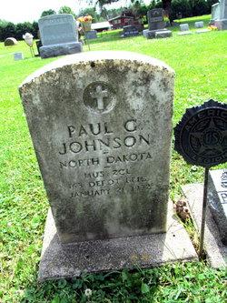 Paul C Johnson