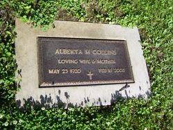 Alberta M Collins