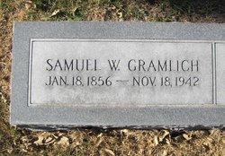 Samuel Watkins Gramlich