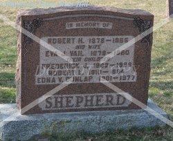 Edna V <i>Shepherd</i> Dunlap