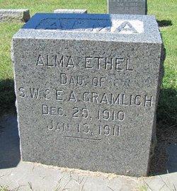 Alma Ethel Gramlich