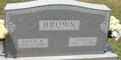 Annie C <i>Luster</i> Brown