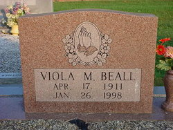 Viola Madge <i>Berrong</i> Beall