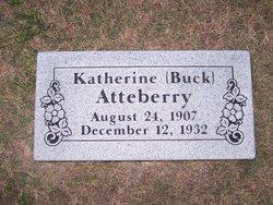 Katherine <i>Buck</i> Atteberry