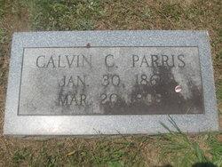 Calvin C Parris