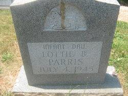 Lottie B Parris