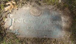 Katherine <i>Clements</i> Bonner