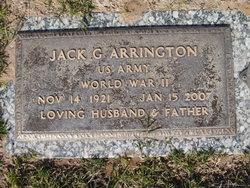 Jack Gordon Arrington