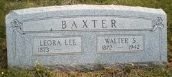 Leora Lee <i>Lackey</i> Baxter